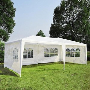 10x20 ft Upgrade Spiral Interface Wedding Party Canopy Tent