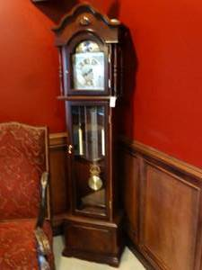 Johnathan Cole Grandfather Clock