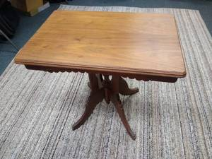 "East Lake style table 28"" H X 20"" D X 30"" W"