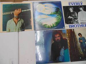 16 Album Selection - Everly Brothers, Billy Joel and More
