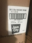 Case  of Java city coffee 72 individual packets of 3.5 ounce coffee this is 15 pounds of coffee as pictured