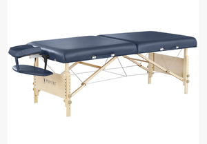 "Master Massage 30"" CORONADO™ Portable Massage Table Package with 3"" Thick Cushion of Foam for Maximum Comfort! (Royal Blue Color). $321.99 Retail"