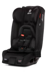 Infant Diono Radian 3Rxt Three Across All-In-One Car Seat, Size One Size - Black