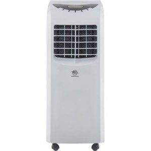 AireMax Portable Air Conditioner with Remote Control for Rooms up to 400 Sq. Ft.