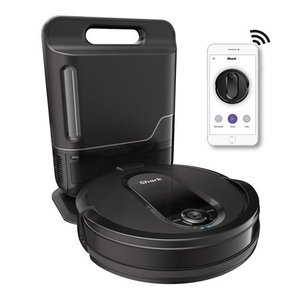 Shark IQ Robot Self-Empty™ Vacuum UR1005AE with Self-Empty Base, Wi-Fi, Home Mapping