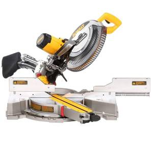 Dewalt Power Tools DWS780 12 inch Double Bevel Sliding Compound Miter Saw Retail: $599.00