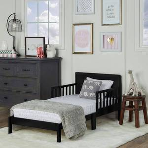 Dream On Me Brookside Toddler Bed, With Bed Rails