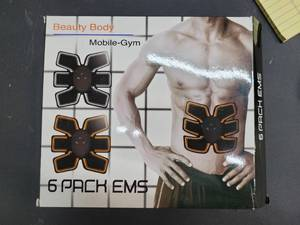 Beauty Body 6pc EMS System