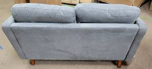 Christopher Knight Home - Mid Century Love Seat (Grey)