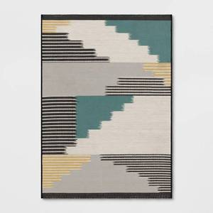 5' x 7' Outdoor Rug Modern Tapestry - Project 62