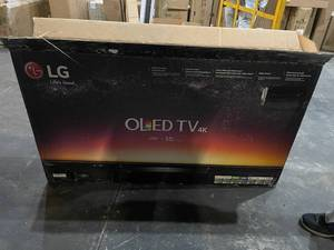 LG OLED TV 4k 55in Razor Thin