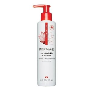 DERMA E Anti Wrinkle Cleanser - 6 fl oz
