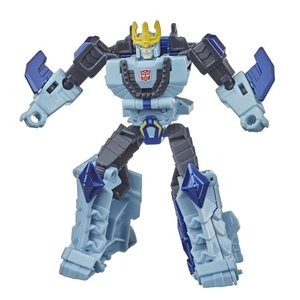 Transformers Bumblebee Cyberverse Adventures Warrior Class Hammerbyte