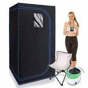 Serene Life Full Size Portable Steam Sauna
