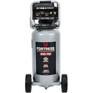 fortress air compresser 27gal 200psi