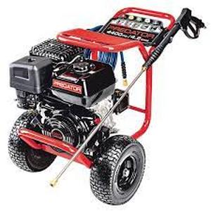 predator gas pressure washer 4400psi