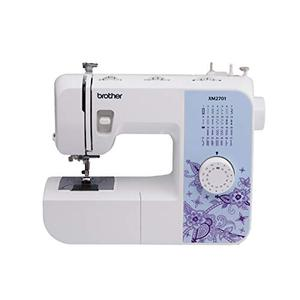 Brother XM2701 Sewing Machine, Lightweight, Full Featured, 27 Stitches, 6 Included Feet RETAILS $99.50