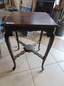 Square Parlor Table