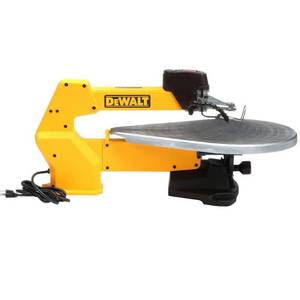 DEWALT 1.3-Amp Variable Speed Scroll Saw Retail: $507.14