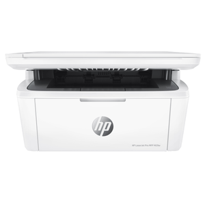 HP - LaserJet Pro MFP M29W Wireless Black-and-White All-In-One Laser Printer - White