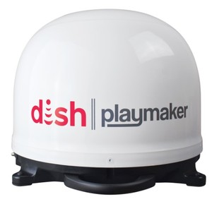 Dish Playmaker Portable Automatic Satellite TV Antenna