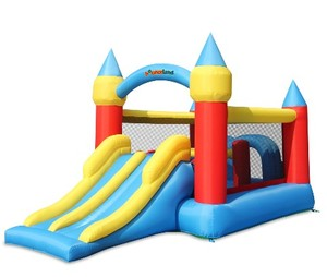 Castle Obstacle Bounce House