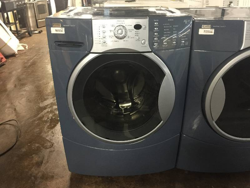 Kenmore Elite He4t 3 8 Cu Ft King Size Capacity Plus Front