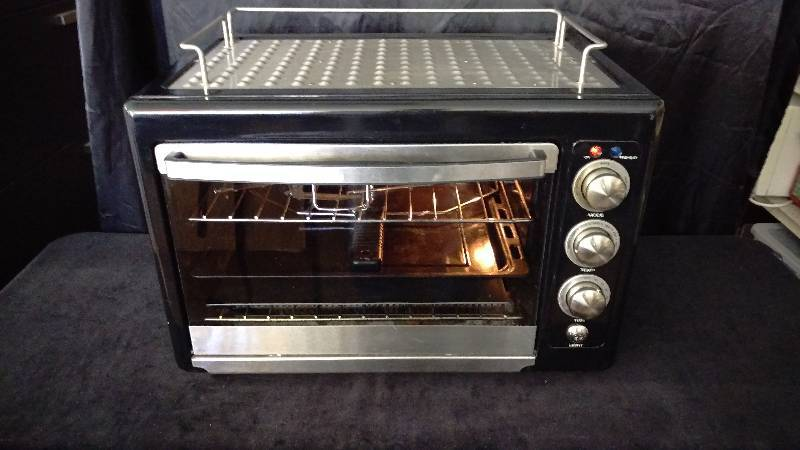 Kohl S 1700w Convection Oven Treasure Hounds Awesome Furniture And Liance Auction Equip Bid