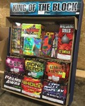 KING OF THE BLOCK!!!!  FIREWORKS ASSORTMENT