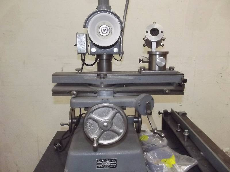 K O Lee Tool And Cutter Grinder A600 With 24 Quot Metal Brake
