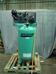 Speedaire 5 HP, 60 gal. Vertical Splash Lubricated Tank Mounted Electric Air Compressor, CFM: 14.6