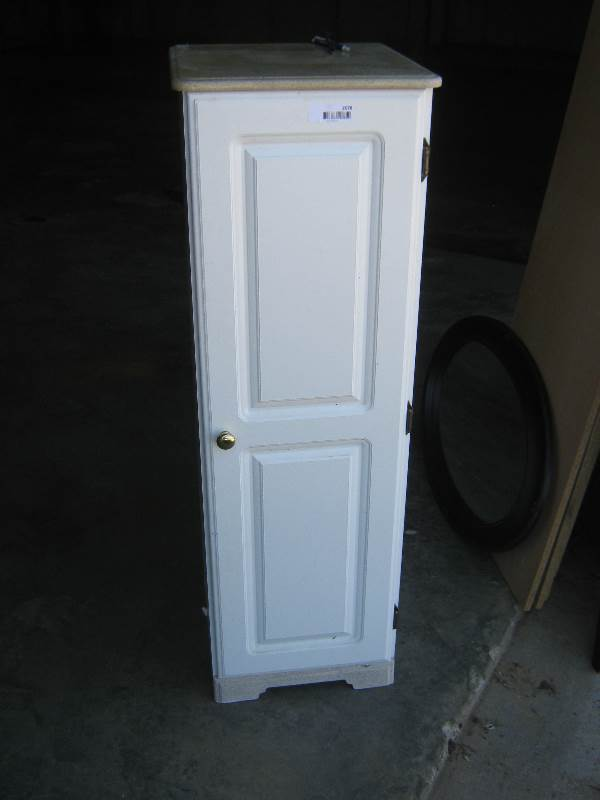 White Pantry Cabinet For Sale Furniture Auto Tools Business And Industrial Name Your Price