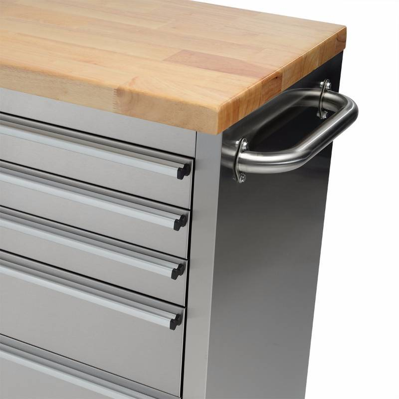 auction kitchen cabinets new seibel stainless steel roller 96 quot 24 drawer tool bench 1387