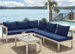 Seabrook Island 3 pc Sectional with built in Chaise from Grand Resort