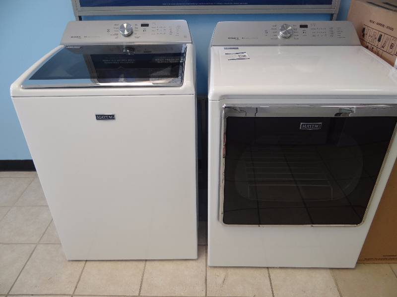 Brand New Maytag Bravos Xl Steam Mct Commercial Techology