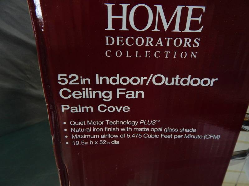 home decorators collection palm cove home decorators collection 52 quot palm cove indoor outdoor 12865