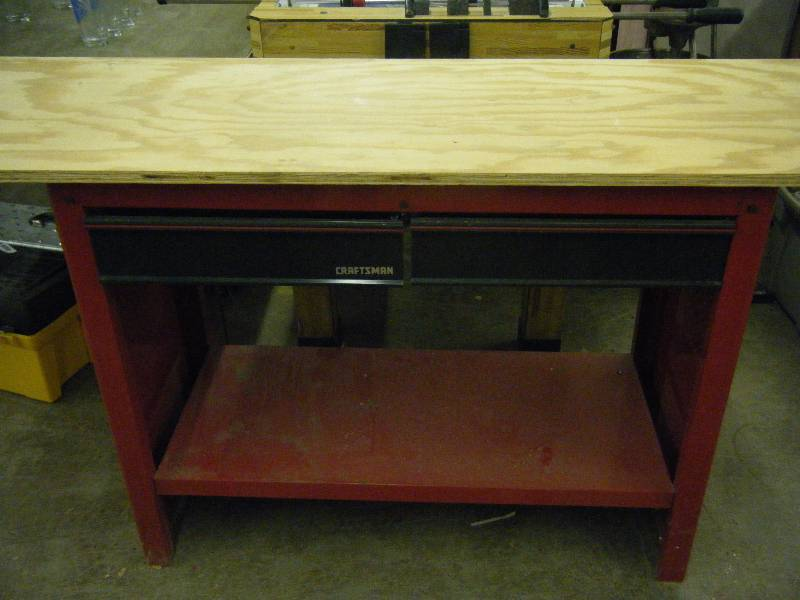 Craftsman Tool Bench Almost Anything Warehouse Liquidation 1 By Fleetsale Equip Bid