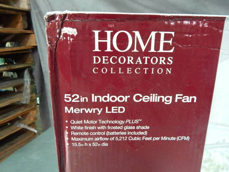 Home decorators collection 52 merwry led indoor ceiling for Home decorators merwry
