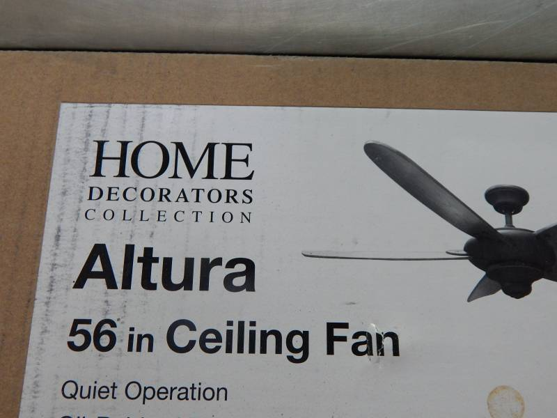 Home decorators collection 56 altura ceiling fan for Home decorators altura fan