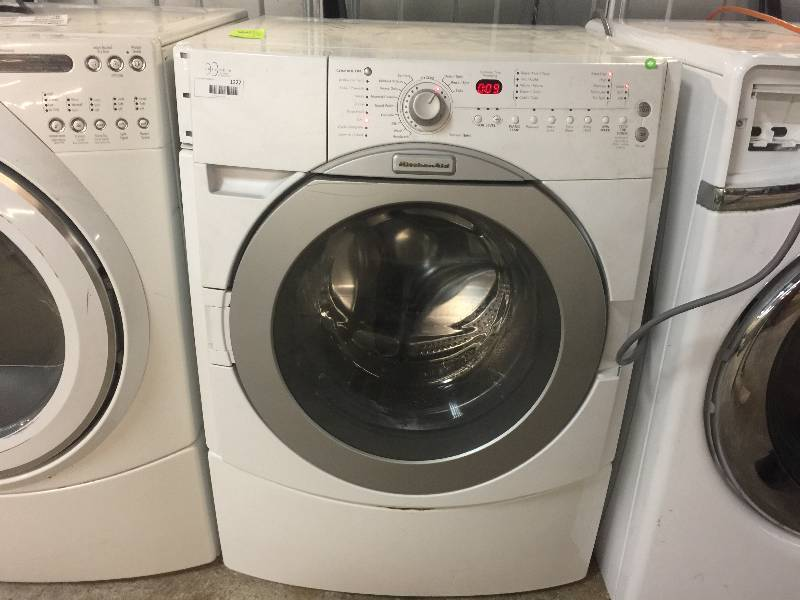 Kitchenaid Khws02rwh Ensemble Washer 12 Automatic Cycles