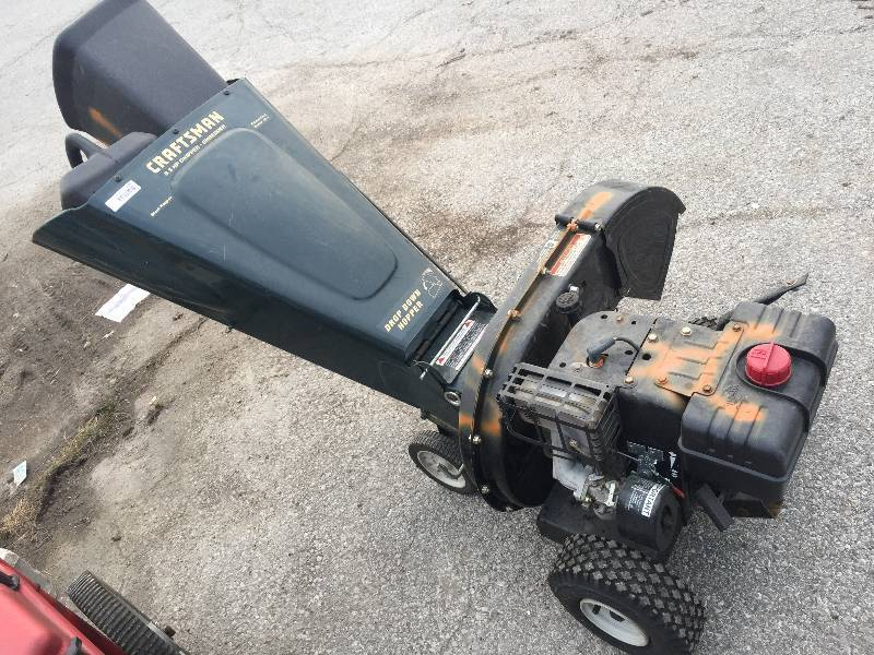 yard machine wood chipper 10 hp