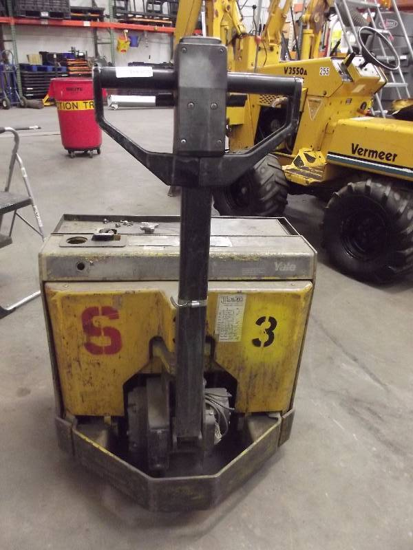 yale electric pallet jack manual