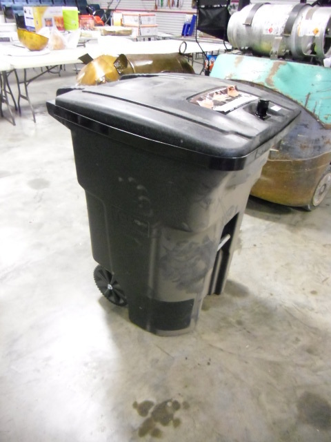 Bear Proof Trash Can | One of a Kind Gift Ideas! Vehicle's
