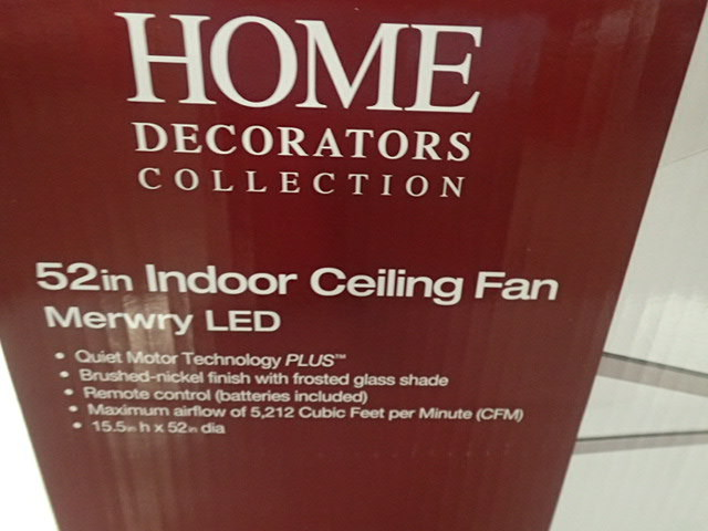 home decorators collection merwry fan home decorators collection merwry 52 in led indoor 12848