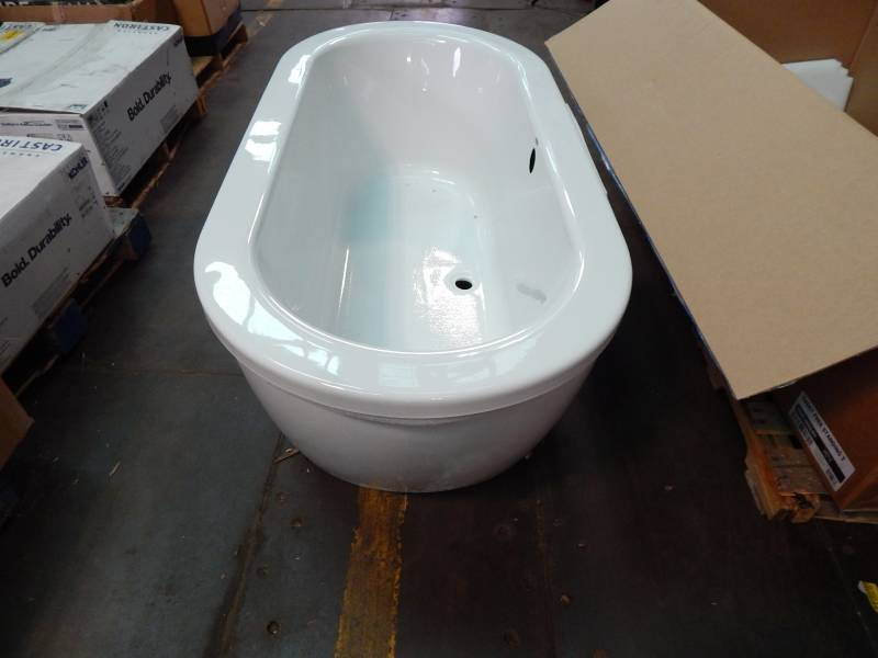 American Standard Cadet Freestanding Tub Arctic White Tuesday Night Specia