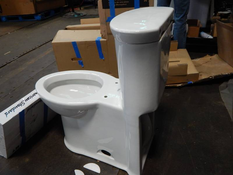 American Standard Tropic Flowise Toilet Tuesday Night
