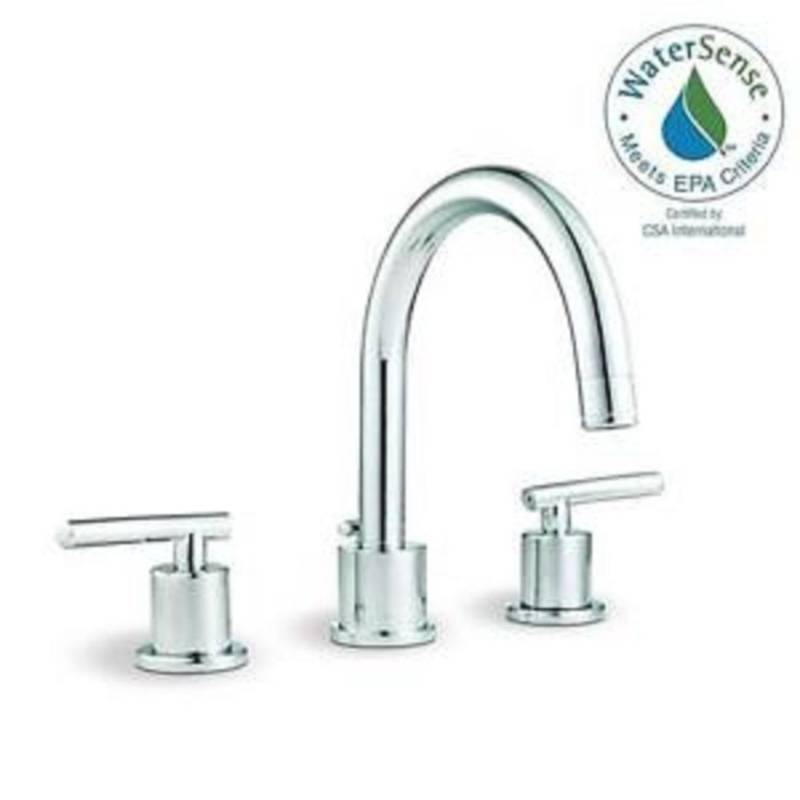 Glacier Bay Dorset 2-handle High-arc Bathroom Faucet ...