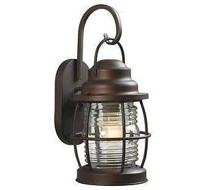 High End Outdoor Wall Sconces : Porch Outdoor Patio Wall Exterior Lighting Sconce Light Fixture Lamp Huge name brand hardware ...