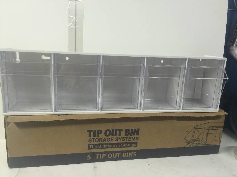 TIP OUT BIN | EM AUCTION SALE! TOOLS, CLEANING SUPPLIES, HARDWARE U0026 MORE! |  Equip Bid