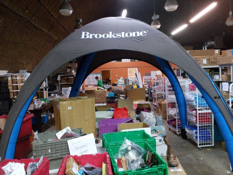 Blow Up Shelter : Gybe inflatable blow up shelter with brookstone